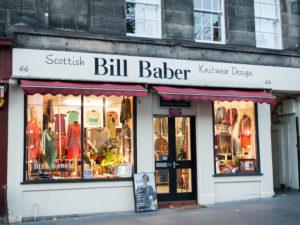 Bill Baber Exterior shot