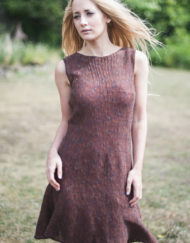 Bronze Sally Dress