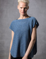 Denim Blue Pod Top