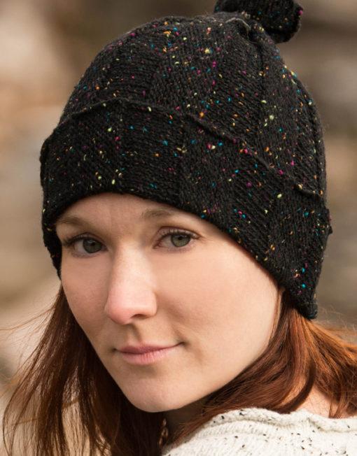 Black Jura Hat