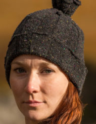 Brown Jura Hat