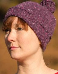 Cerise Jura Hat
