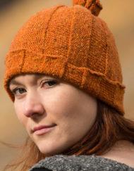 Orange Jura Hat
