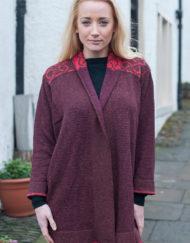 Raspberry Milly Dress