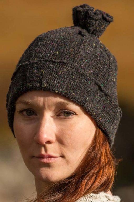 Charcoal Jura Hat