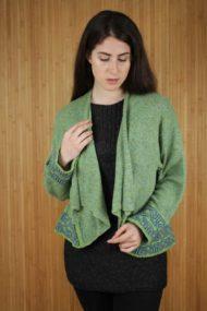 Cavan Silk & Linen Montrose Jacket