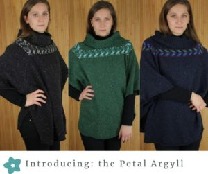 Introducing the Petal Argyll