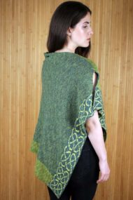 Moss Wallace Shawl