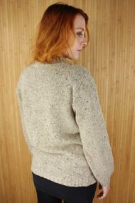 Foyle Oat Pullover