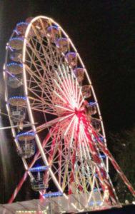 The Big Wheel at Edinburgh's Christmas