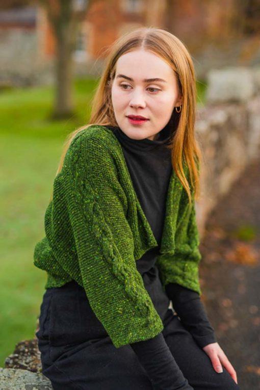 Grainey Green Islay Jacket