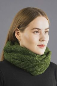 Grainey Green Islay Infinity Scarves
