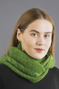 Killala Green Islay Snood