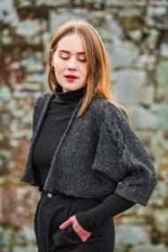 Unshin Grey Islay Jacket