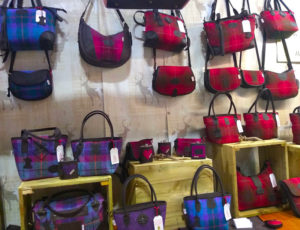 Barrhead Leather produce amazing bags, sporrans, wallets & flasks in Scotland