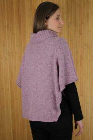 Ahearne Pink Argyll - rear