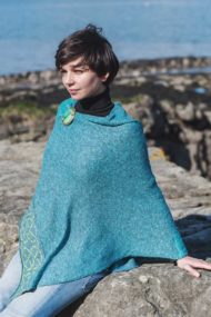 Atlantic Wallace Poncho