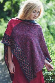 Berry Wallace Poncho