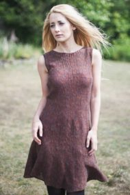 Bronze Sally Dress