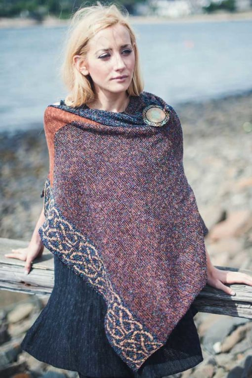 Bronze Wallace Poncho