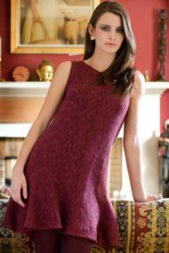 Carmine Sally Dress