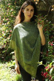 Silk & Linen Cape