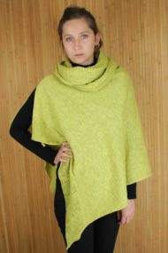 Edenderry Linen Cape & Snood Set