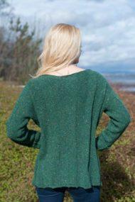 Evergreen Jura Pullover