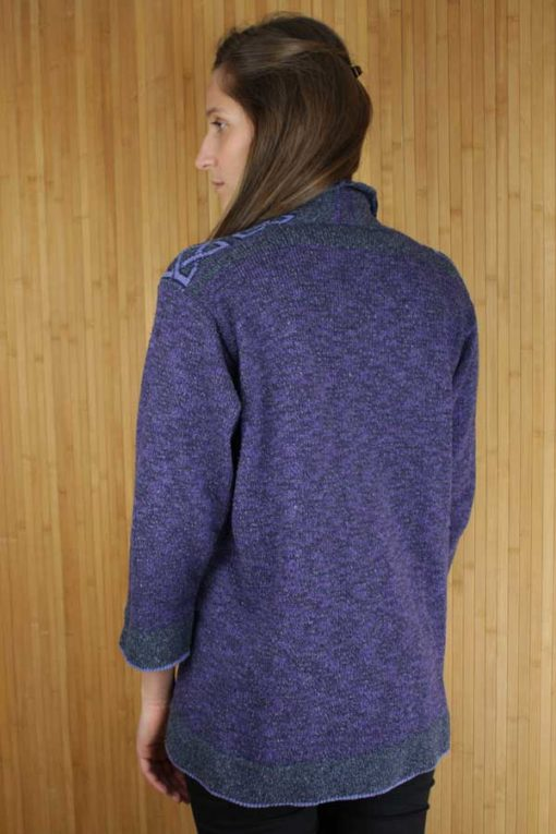 Grape Milly Ballater Jacket