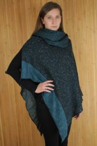 Jewel Donegal Cape & Snood Set