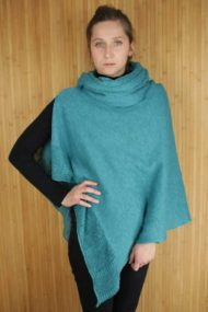 Kinsale Linen Cape & Snood Set