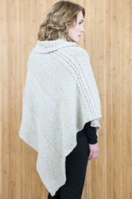 Natural Jura Shawl