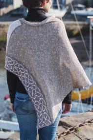 Oat Wallace Shawl