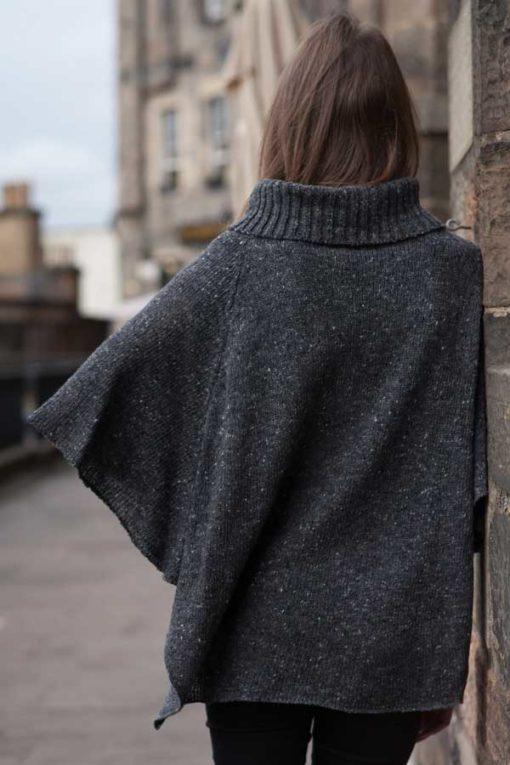 Oxford Grey Argyll - rear