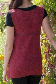 Raspberry S Dress