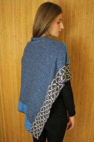 Royal Wallace Shawl