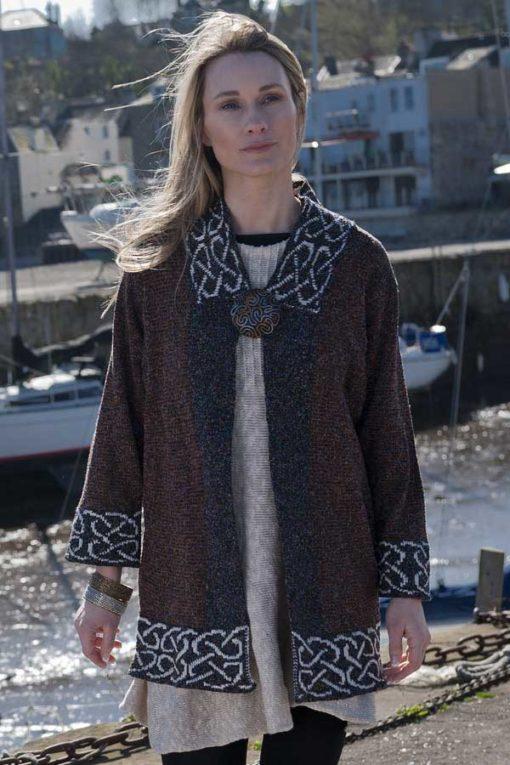 Sahara Long Mull Jacket