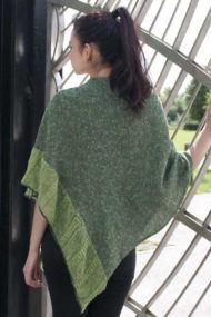 Shamrock Cape - rear