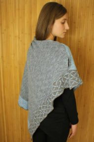Sleet Wallace Shawl