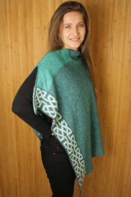 Spearmint Ballater Shawl
