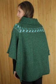 Spruce Petal Argyll - rear