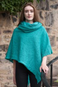 Terenure Linen Cape & Snood Set