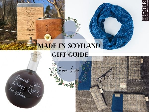 Made in Scotland: For Him