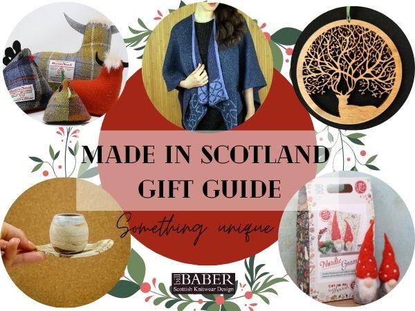 Made in Scotland: Something Unique
